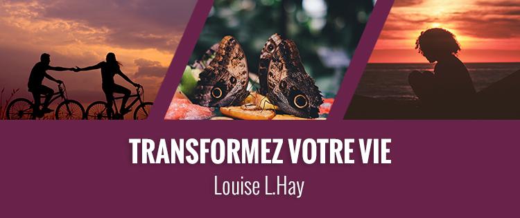 Livre de Louise L. Hay