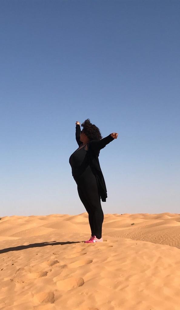 schabbine freedom desert Tunisia